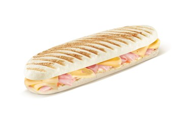 Ham and cheese panini 153g